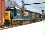 CSX 4418, 6076